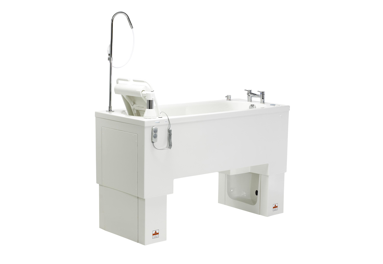 Hjelpemiddeldatabasen Kent 2 badekar med stol og