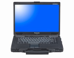 Panasonic Toughbook CF-52 robuste bærbare maskiner