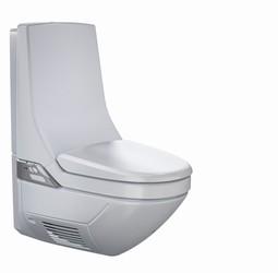 Veggmontert toalett